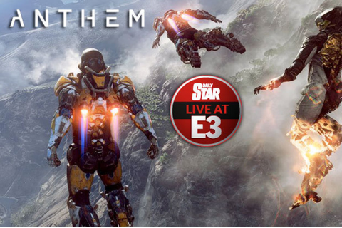 Xbox E3 2017: Anthem Bioware game trailer, release date ...