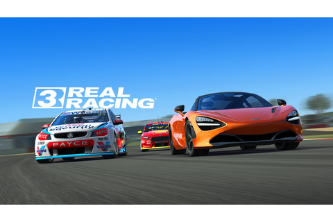Real Racing 3 - McLaren and Bathurst Update