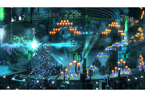 Resogun (PS3 / PlayStation 3) News, Reviews, Trailer ...