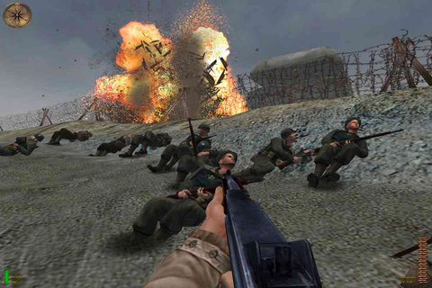 Medal Of Honor Allied Assault Game Download Free For PC ...