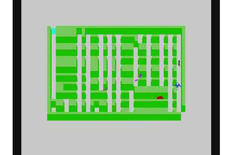 Escape - ZX Spectrum Gameplay - YouTube