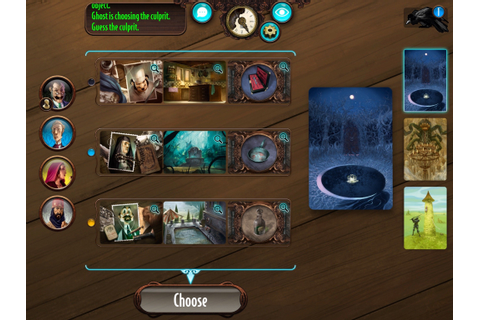 Board game geeks! Mysterium is now available on iPhone and ...