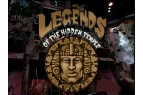 Legends of the Hidden Temple- Temple Run Remix - YouTube
