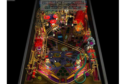 Pro Pinball: Fantastic Journey - screenshots gallery ...