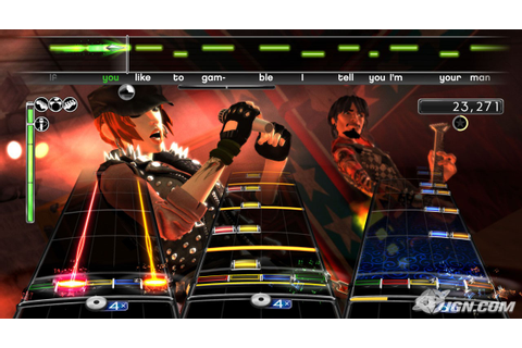 "Wallpaper World: Video Game ""Rock Band"" Wallpaper"
