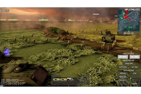 Wargame: European Escalation - BETA Gameplay #1 by ...
