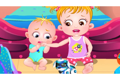Baby Games - Baby Hazel Sibling Care - Top Baby Games ...