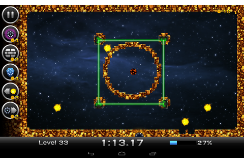 Space Xonix Gold[Full Free, no ads, no scum] - Android ...