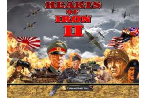 Free Download Games Hearts of Iron 2 Full Version For PC ...