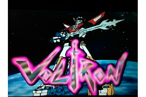Voltron Defender of the Universe – Space Explorers ...