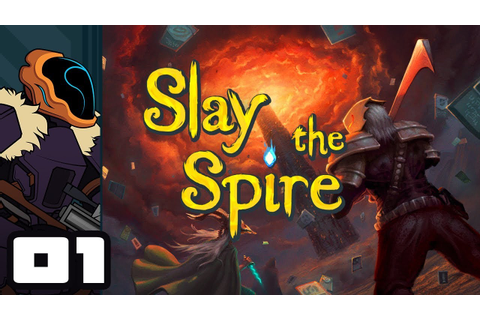 Let's Play Slay The Spire - PC Gameplay Part 1 - This Game ...