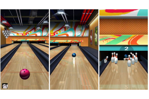AE Bowling 3D, strikes and spares on your Windows Phone ...