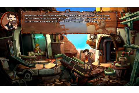Comprar Deponia: The Complete Journey Steam