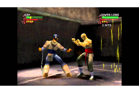 Wu-Tang: Shaolin Style ... (PS1) - YouTube