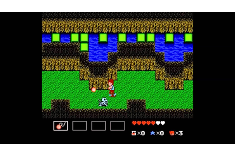 Startropics (NES) 100% Walkthrough/Playthrough Part 3 ...