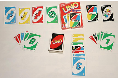 Uno (card game) - Wikipedia
