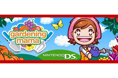 Gardening Mama DS demo comes to the Wii