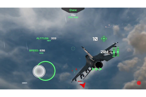 War Plane - Fighter Jet Plane Game-play (By Cube Software ...