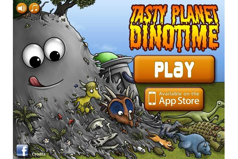 Tasty Planet 2: DinoTime Hacked / Cheats - Hacked Online Games