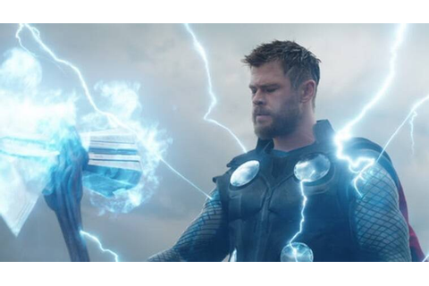 Chris Hemsworth open to portray Thor after Avengers ...