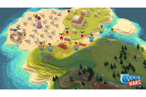 Download Godus Wars Full PC Game
