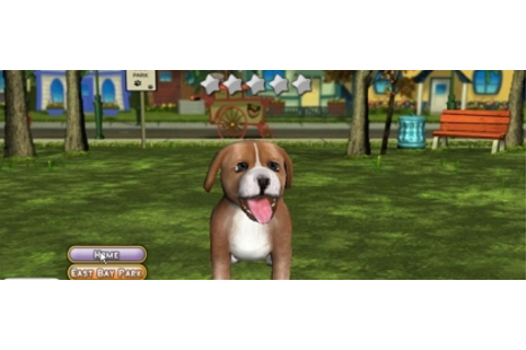Puppy Luv - Freegamearchive.com