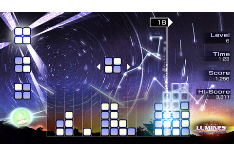 'Lumines' Puzzle Series Getting Revived by Japanese ...