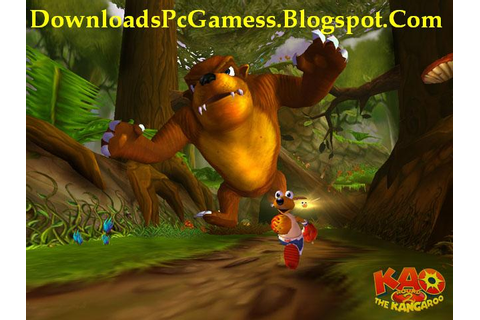 Download Game: Kao the Kangaroo Round 2 Free Download Pc ...