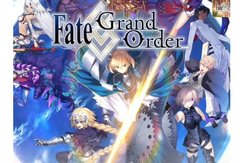 Fate/Grand Order Game Launches June 25