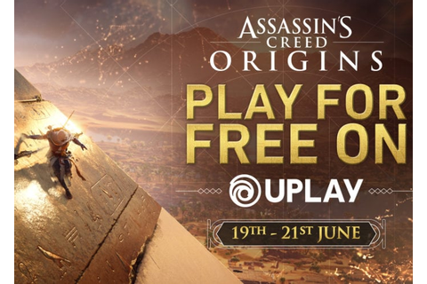 Assassin's Creed Origins free to play this weekend on PC ...