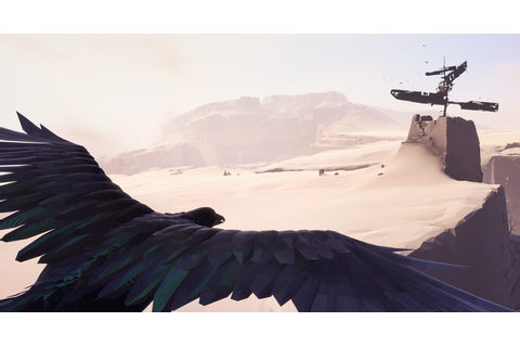 The Gorgeous Indie Game Vane Won't Be Out For A Long While