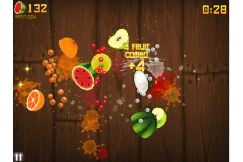 Fruit Ninja Free | THE APP MAP