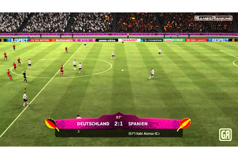 UEFA EURO 2012 - Gameplay HD - YouTube