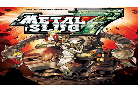 Metal Slug 7 (Nintendo DS) - YouTube