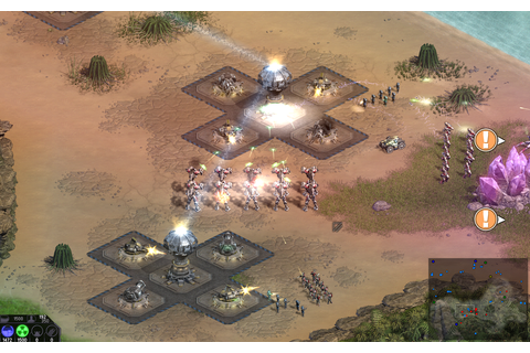 SunAge - Battle For Elysium - a classic RTS game of great ...
