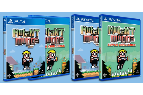 Mutant Mudds Goes Physical Courtesy of Limited Run Games ...
