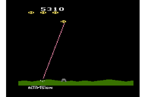 Play Laser Blast Online A2600 Game Rom - Atari 2600 ...