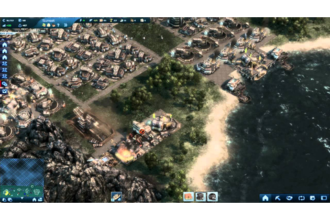 ANNO 2070 | Power Games [1] - YouTube