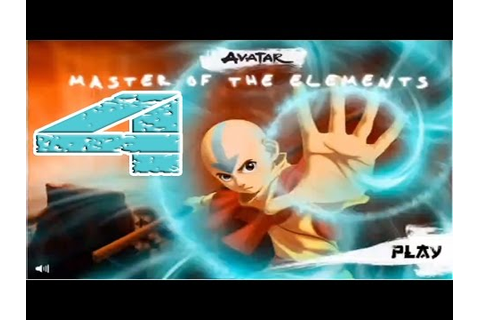 Avatar The Last Airbender - Master of the Elements Avatar ...