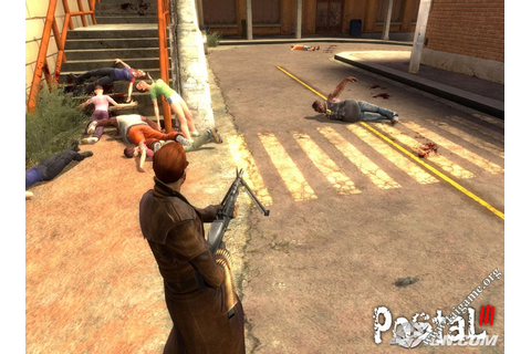 Postal 3 - Download Free Full Games | Arcade & Action games