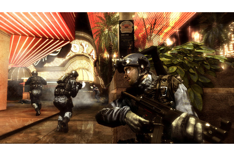 Tom Clancy's Rainbow Six® Vegas Game | PS3 - PlayStation