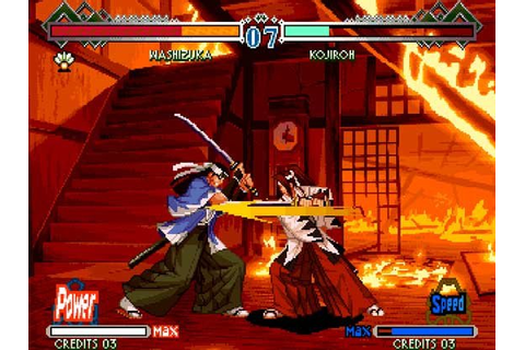 The Last Blade 2 (Neo Geo) Screenshots
