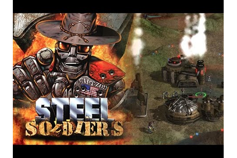 Z Steel Soldiers Remastered - First 30 minutes HD gameplay ...