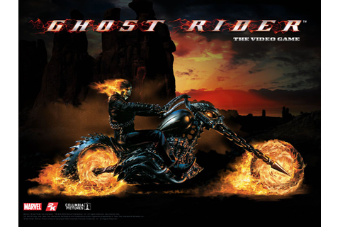 Fondo Ghost Rider The Video Game http://www.liannmarketing ...