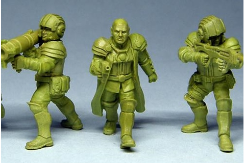 Battle Through Time With Crooked Dice's Chronal Commandos ...