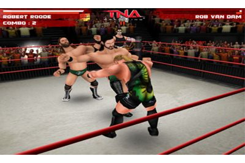 TNA Wrestling iMPACT for Android - Download APK free