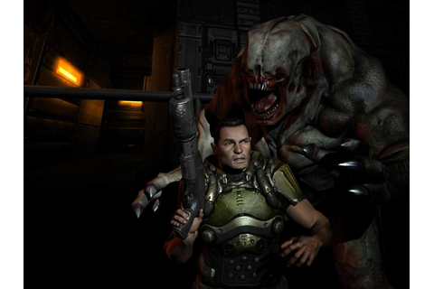 Developer Ports ID Software's Doom 3 To Android [Video]