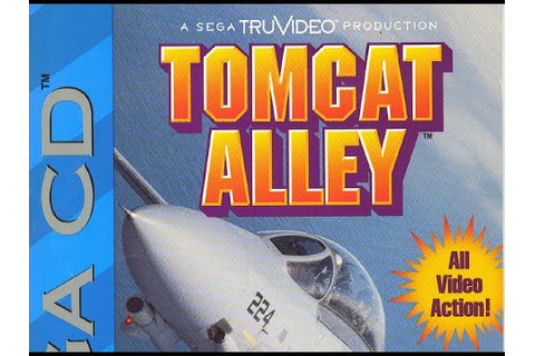 Twisted Nick Game Review - TOMCAT ALLEY for Sega CD - YouTube