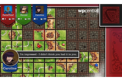 Carcassonne bringing board game goodness to Xbox on ...