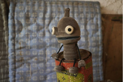 A Robot That's Soft And Cuddly? There's A Machinarium ...